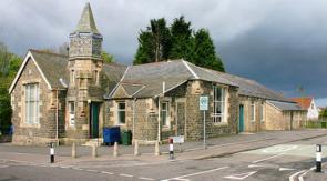 dunlop-village-hall