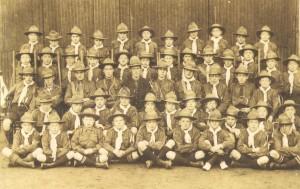 Stewarton Scout Group 1916 001 crop