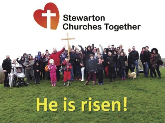 Stewarton Gameshill Easter Service 2017